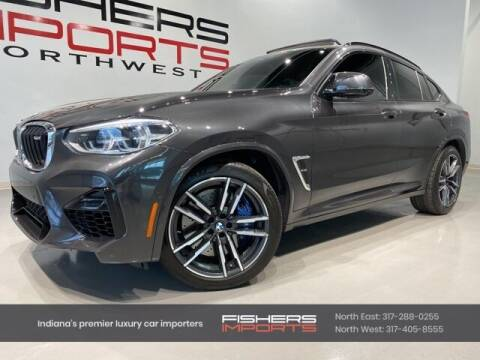 2020 BMW X4 M for sale at Fishers Imports in Fishers IN