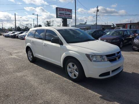 2013 Dodge Journey for sale at Jamrock Auto Sales of Panama City in Panama City FL