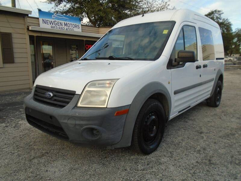 2011 Ford Transit Connect for sale at New Gen Motors in Lakeland FL