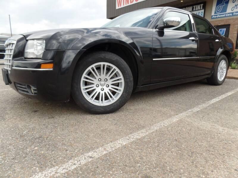 2010 Chrysler 300 for sale at Flywheel Motors, llc. in Olive Branch MS