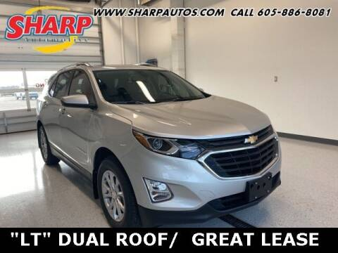 2021 Chevrolet Equinox for sale at Sharp Automotive in Watertown SD