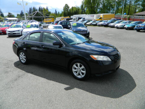 2007 Toyota Camry for sale at J & R Motorsports in Lynnwood WA
