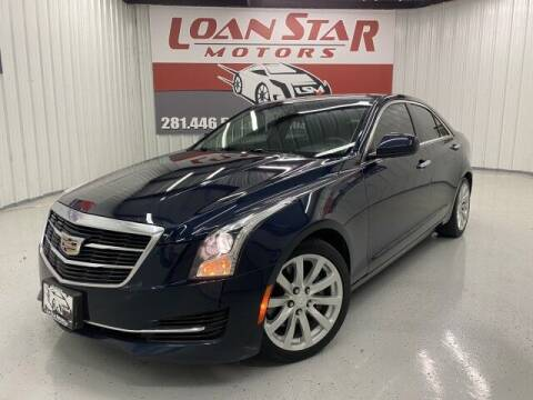 2018 Cadillac ATS for sale at Loan Star Motors in Humble TX