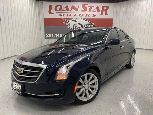 2018 Cadillac ATS for sale at Loan Star Motors in Humble TX