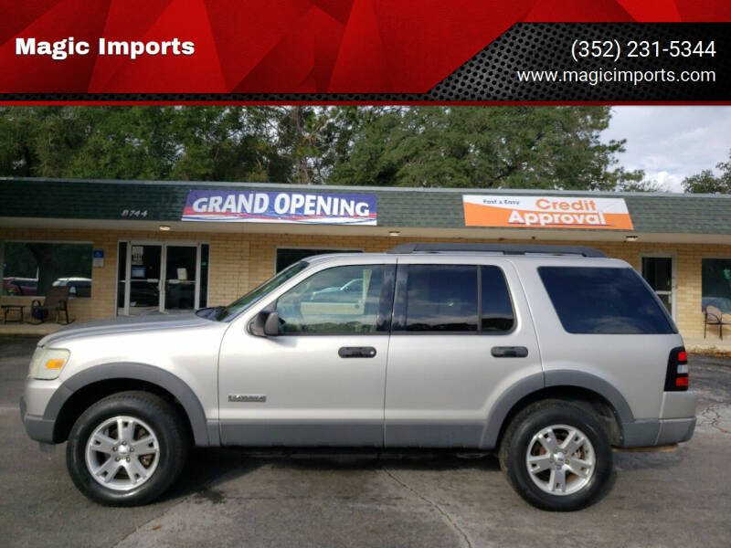 2006 Ford Explorer for sale at Magic Imports in Melrose FL