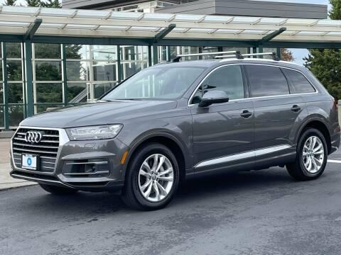 2019 Audi Q7 for sale at GO AUTO BROKERS in Bellevue WA