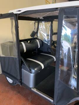 2005 EZGO TXT for sale at ADVENTURE GOLF CARS in Southlake TX