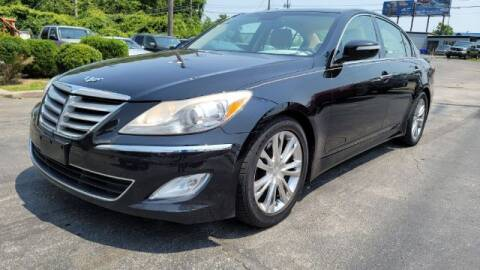 2014 Hyundai Genesis for sale at Tri City Auto Mart in Lexington KY