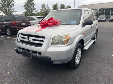 2006 Honda Pilot for sale at Charlotte Auto Group, Inc in Monroe NC