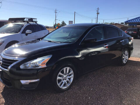 2015 Nissan Altima for sale at SPEND-LESS AUTO in Kingman AZ