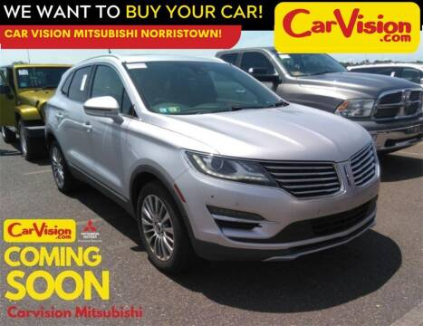 2016 Lincoln MKC for sale at Car Vision Mitsubishi Norristown in Norristown PA