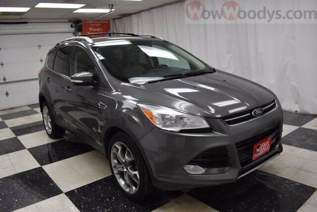 2014 Ford Escape AWD Titanium 4dr SUV - Chillicothe MO