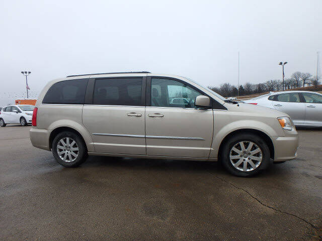 2015 Chrysler Town and Country for sale at BLACKWELL MOTORS INC in Farmington MO
