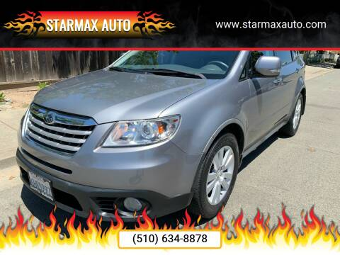 2009 Subaru Tribeca for sale at StarMax Auto in Fremont CA