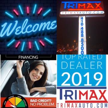 2018 Toyota Camry for sale at Trimax Auto Group in Baltimore MD