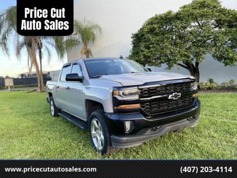 2018 Chevrolet Silverado 1500 for sale at Price Cut Auto Sales in Orlando FL