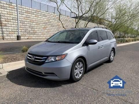 2016 Honda Odyssey for sale at MyAutoJack.com @ Auto House in Tempe AZ