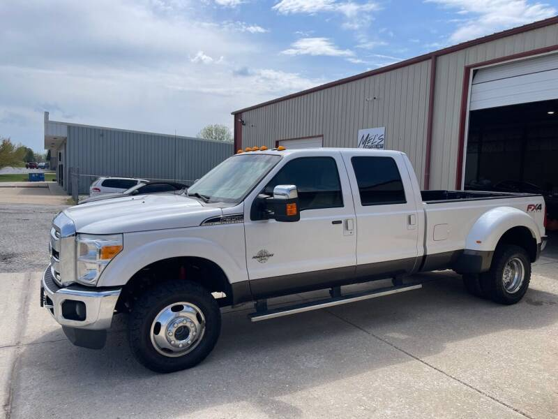 2016 Ford F-350 Super Duty for sale at Mel's Motors in Nixa MO