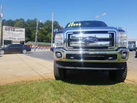 2013 Ford F-250 Super Duty for sale at AUTOPLEX 528 LLC in Huntsville AL