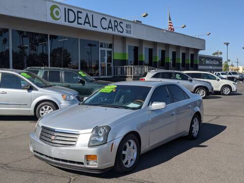 2003 Cadillac CTS for sale at Ideal Cars Apache Junction in Apache Junction AZ