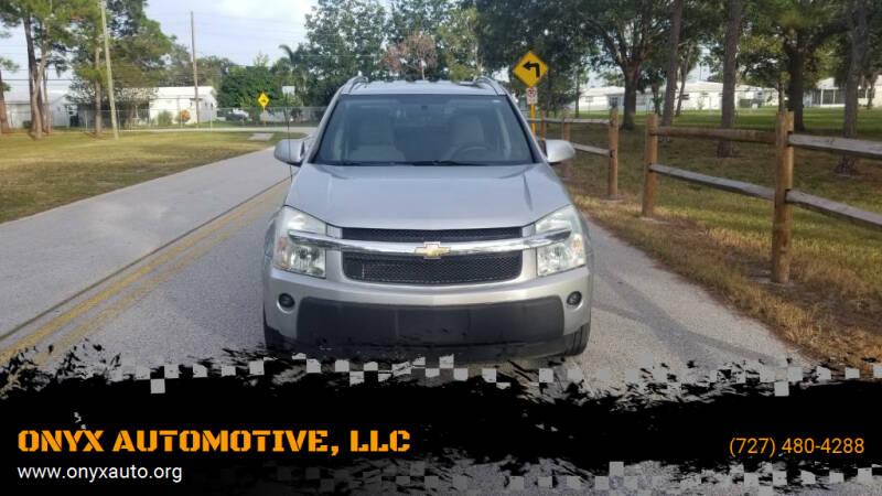 2006 Chevrolet Equinox for sale at ONYX AUTOMOTIVE, LLC in Largo FL