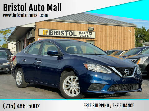 2018 Nissan Sentra for sale at Bristol Auto Mall in Levittown PA