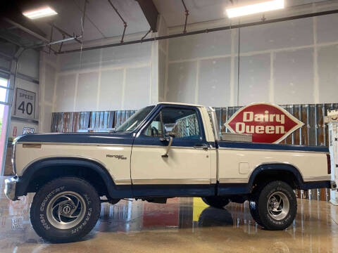 1980 Ford 4X4 F-150 for sale at Cool Classic Rides in Redmond OR