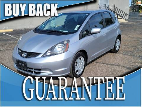 2012 Honda Fit for sale at Reliable Auto Sales in Las Vegas NV