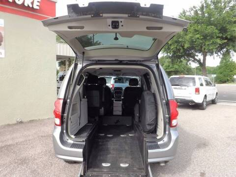 2015 Dodge Grand Caravan for sale at The Mobility Van Store in Lakeland FL