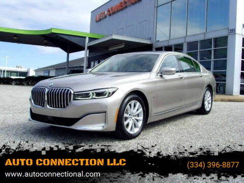 2020 BMW 7 Series for sale at AUTO CONNECTION LLC in Montgomery AL