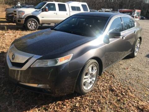 2010 Acura TL for sale at BILLY HOWELL FORD LINCOLN in Cumming GA