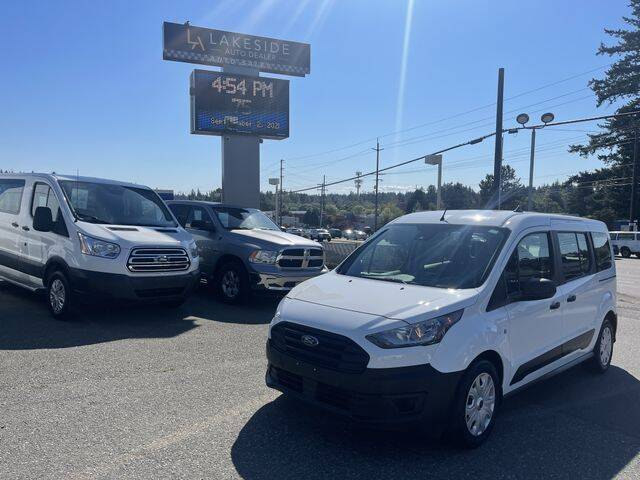 2020 Ford Transit Connect Wagon for sale at Lakeside Auto in Lynnwood WA