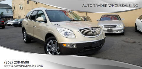 2008 Buick Enclave for sale at Auto Trader Wholesale Inc in Saddle Brook NJ