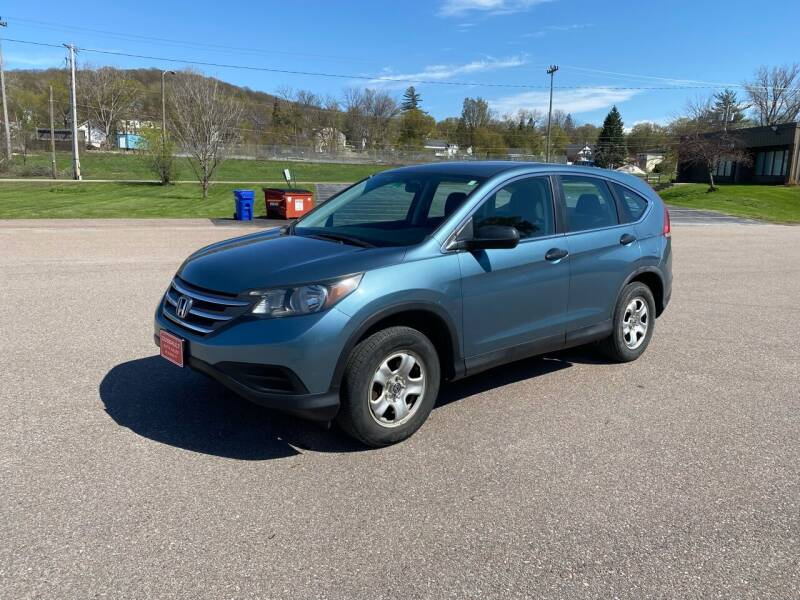 2013 Honda CR-V for sale at Dussault Auto Sales in Saint Albans VT