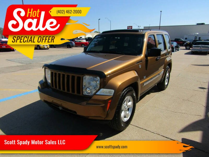 2011 Jeep Liberty for sale at Scott Spady Motor Sales LLC in Hastings NE