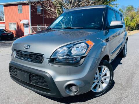 2013 Kia Soul for sale at Atlanta United Motors in Buford GA