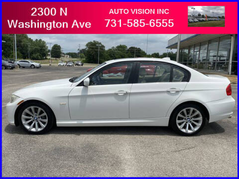 2011 BMW 3 Series for sale at Auto Vision Inc. in Brownsville TN