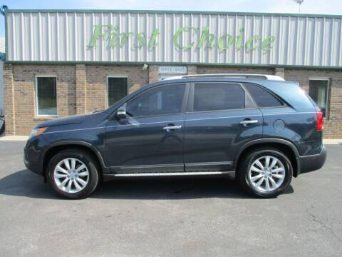 2011 Kia Sorento for sale at First Choice Auto in Greenville SC