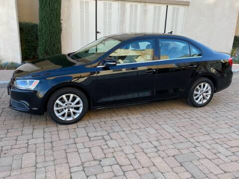 2013 Volkswagen Jetta for sale at California Motor Cars in Covina CA