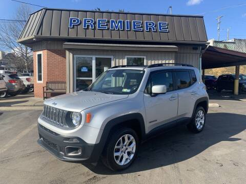 2015 Jeep Renegade for sale at Premiere Auto Sales in Washington PA