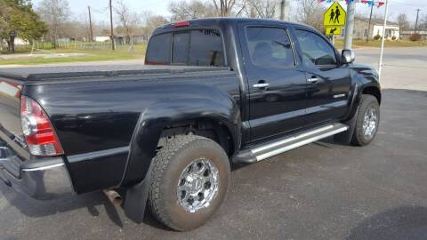 2011 Toyota Tacoma for sale at Rons Auto Sales in Stockdale TX