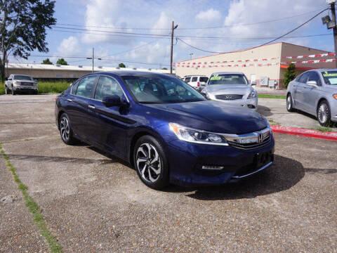 2016 Honda Accord for sale at BLUE RIBBON MOTORS in Baton Rouge LA