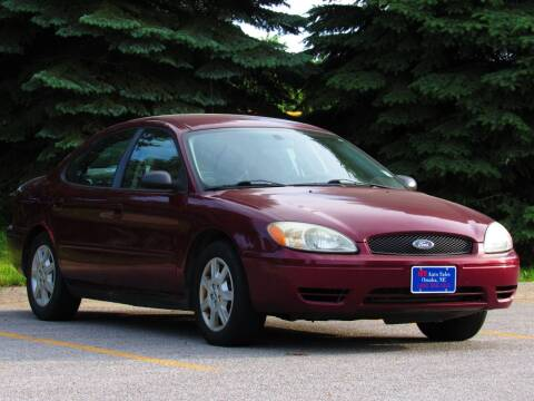 2006 Ford Taurus for sale at NY AUTO SALES in Omaha NE