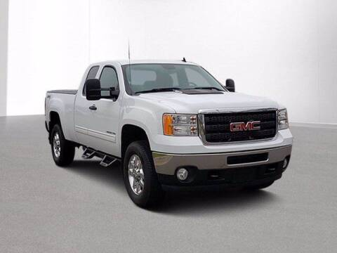 2011 GMC Sierra 2500HD for sale at Jimmys Car Deals in Livonia MI