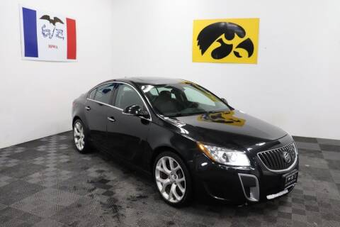 2012 Buick Regal for sale at Carousel Auto Group in Iowa City IA