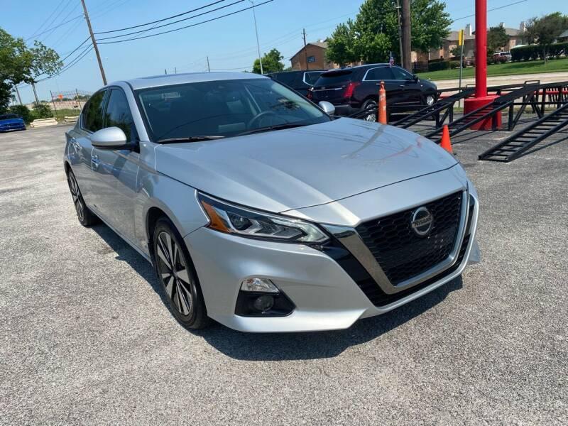 2020 Nissan Altima for sale in Dallas, TX