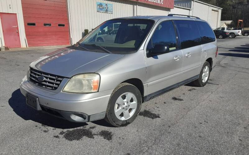 2005 Ford Freestar for sale at Mathews Used Cars, Inc. in Crawford GA