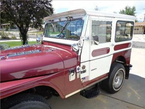 1965 Jeep CJ-5 for sale at Haggle Me Classics in Hobart IN