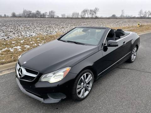 2014 Mercedes-Benz E-Class for sale at Geneva Motorcars LLC in Delavan WI