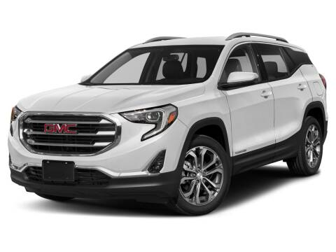 2019 GMC Terrain for sale at Jensen's Dealerships in Sioux City IA